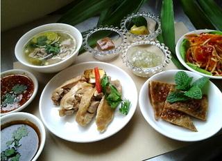第11回試食会「甘辛タイ料理&スイーツ」イメージ
