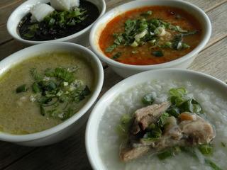 タイ風おかゆ「カオトム」試食会〜タイ料理レストランパーパイタイ