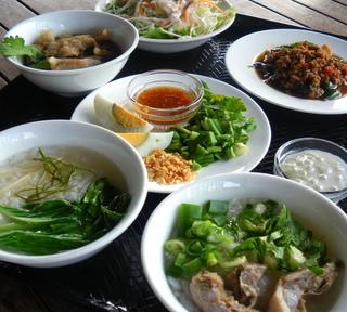 タイ風おかゆカオトムと癒しの滋味料理(第9回試食会)